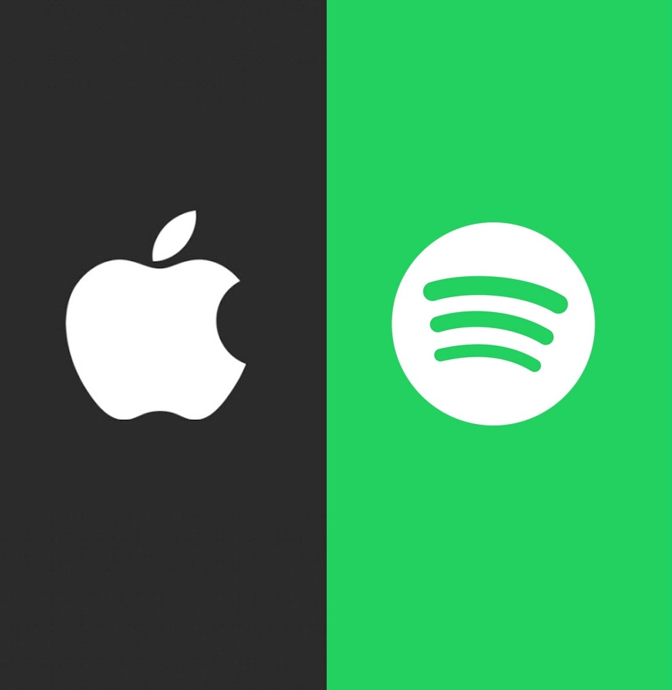 Apple/Spotify