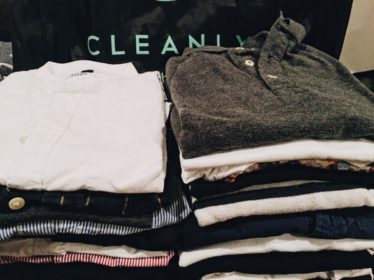 Cleanly Clothes